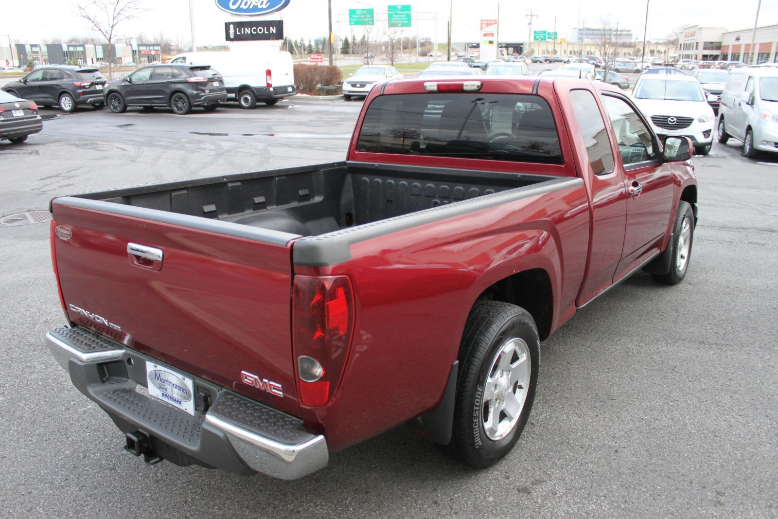 2011 GMC Canyon complet