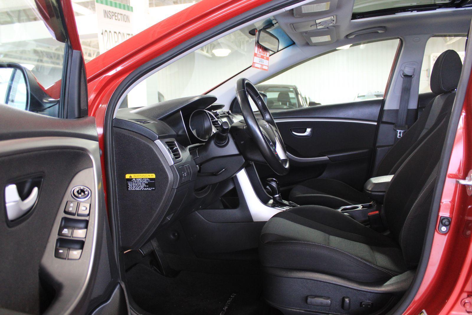 2017 Hyundai Elantra GT complet
