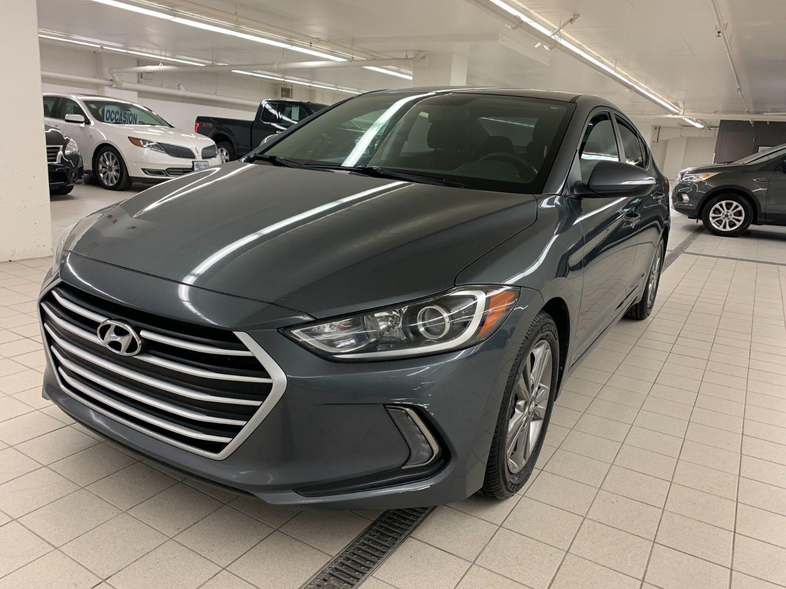 2017 Hyundai Elantra complet