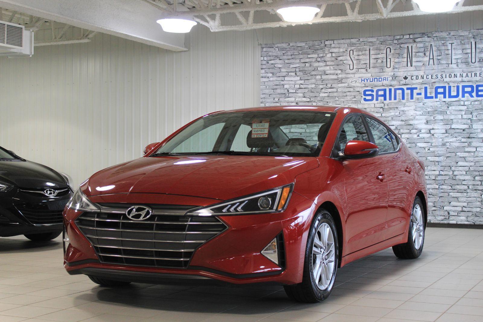 2019 Hyundai Elantra complet