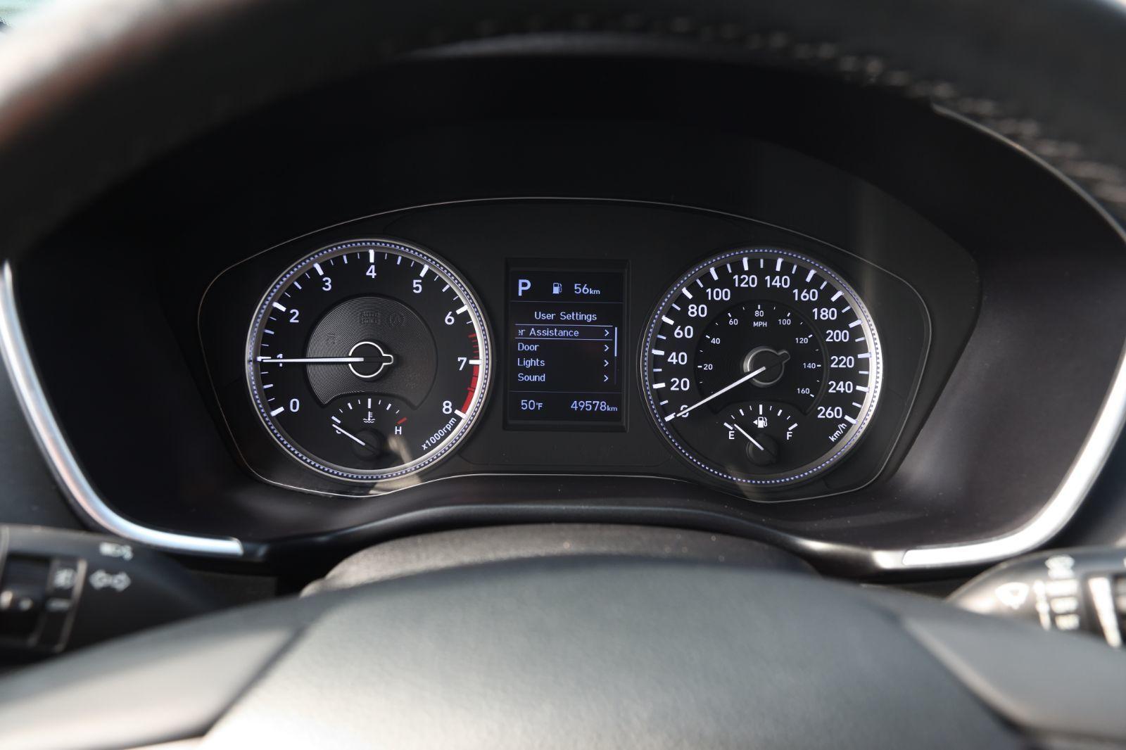 2019 Hyundai Santa Fe complet