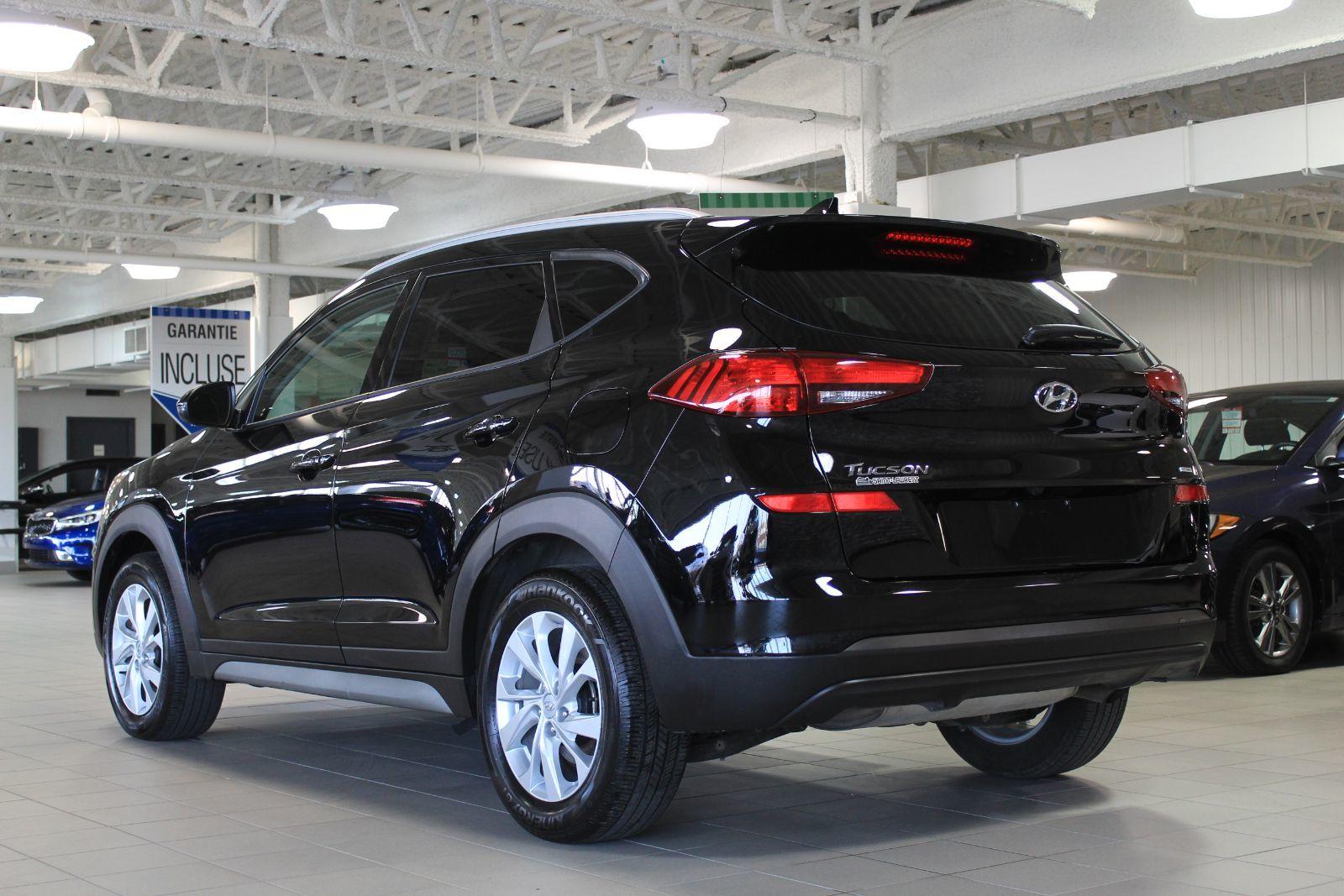 2020 Hyundai Tucson complet