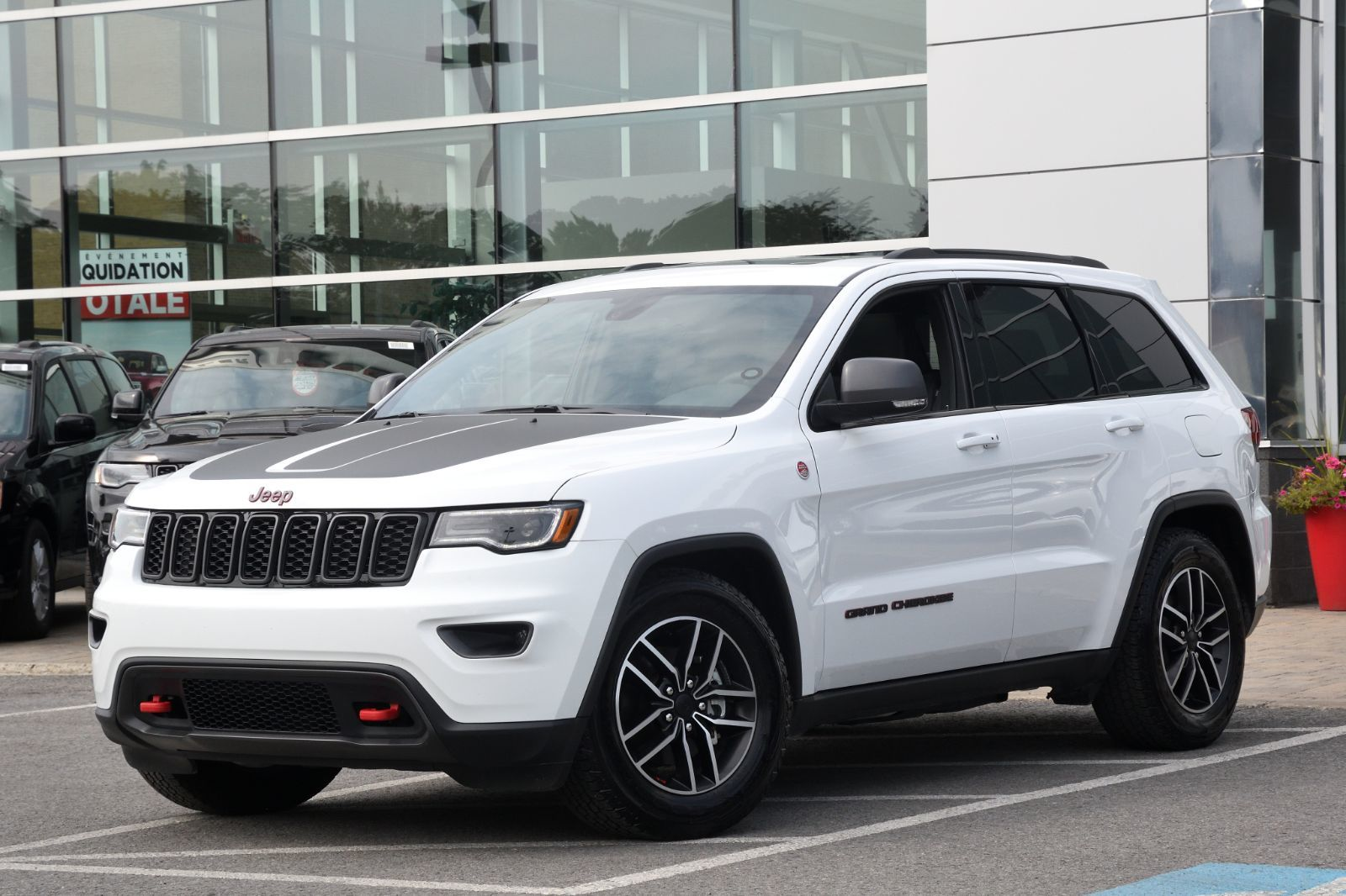 2019 Jeep Grand Cherokee complet