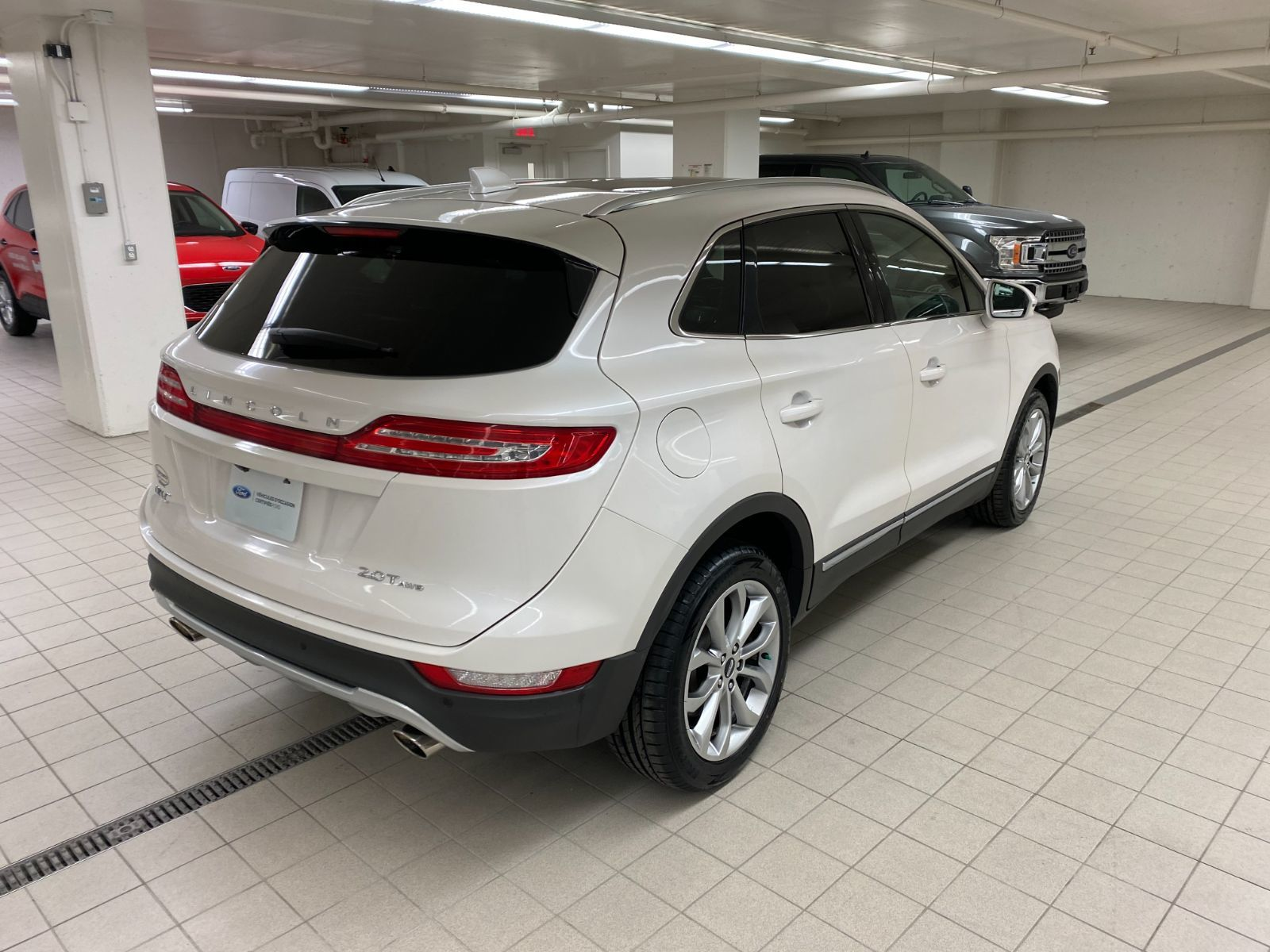 2017 Lincoln MKC complet