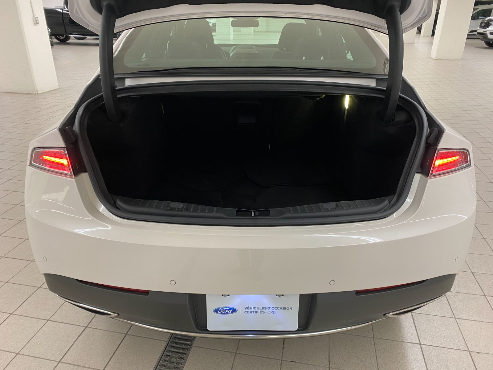 2017 Lincoln MKZ complet