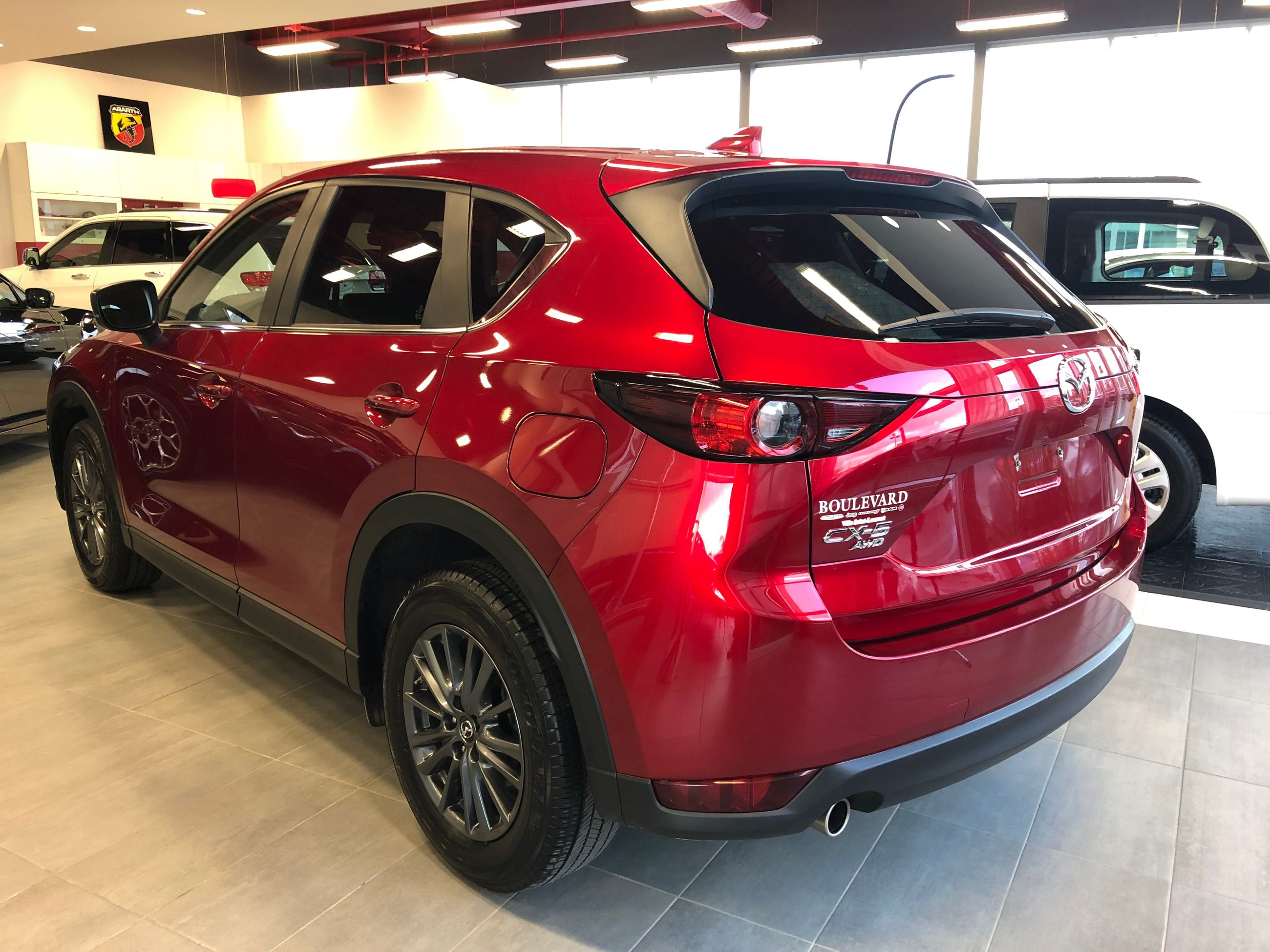 2019 Mazda CX-5 complet