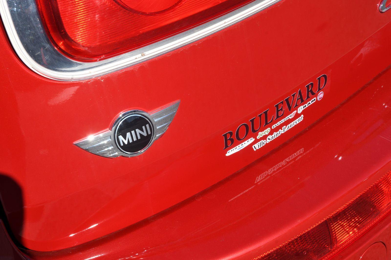 2016 MINI Cooper Clubman complet