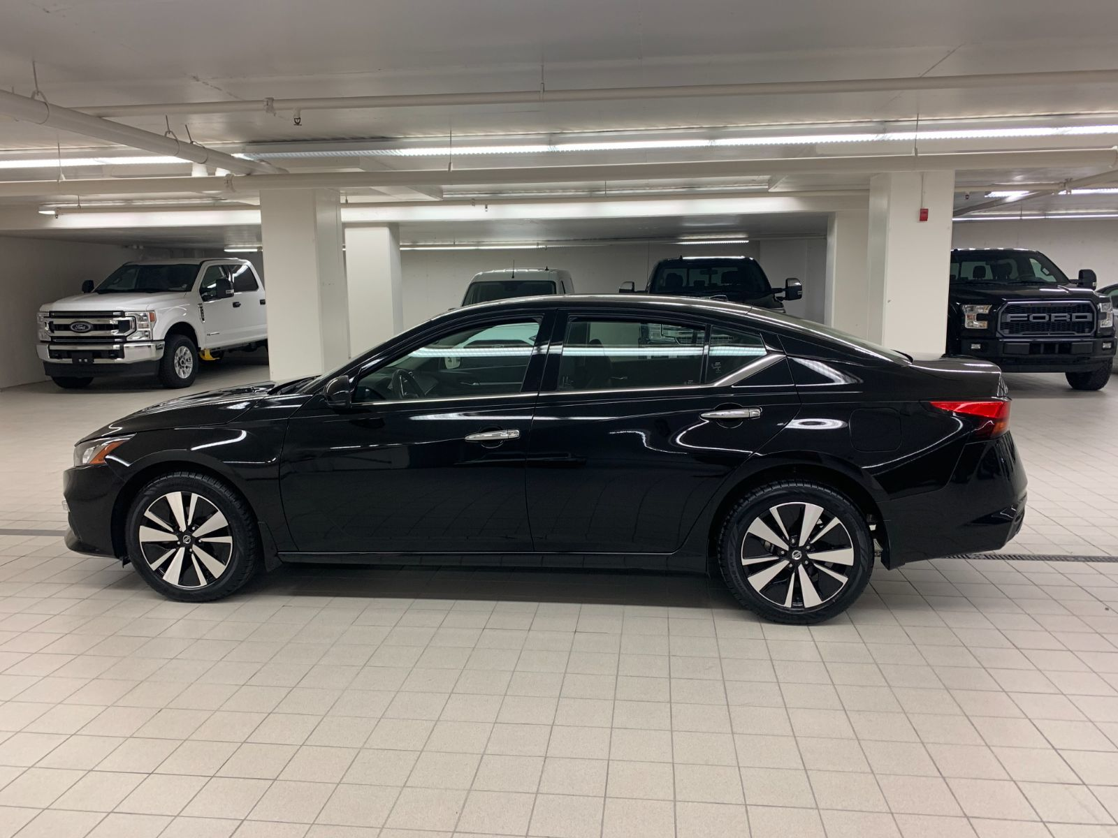 2019 Nissan Altima complet
