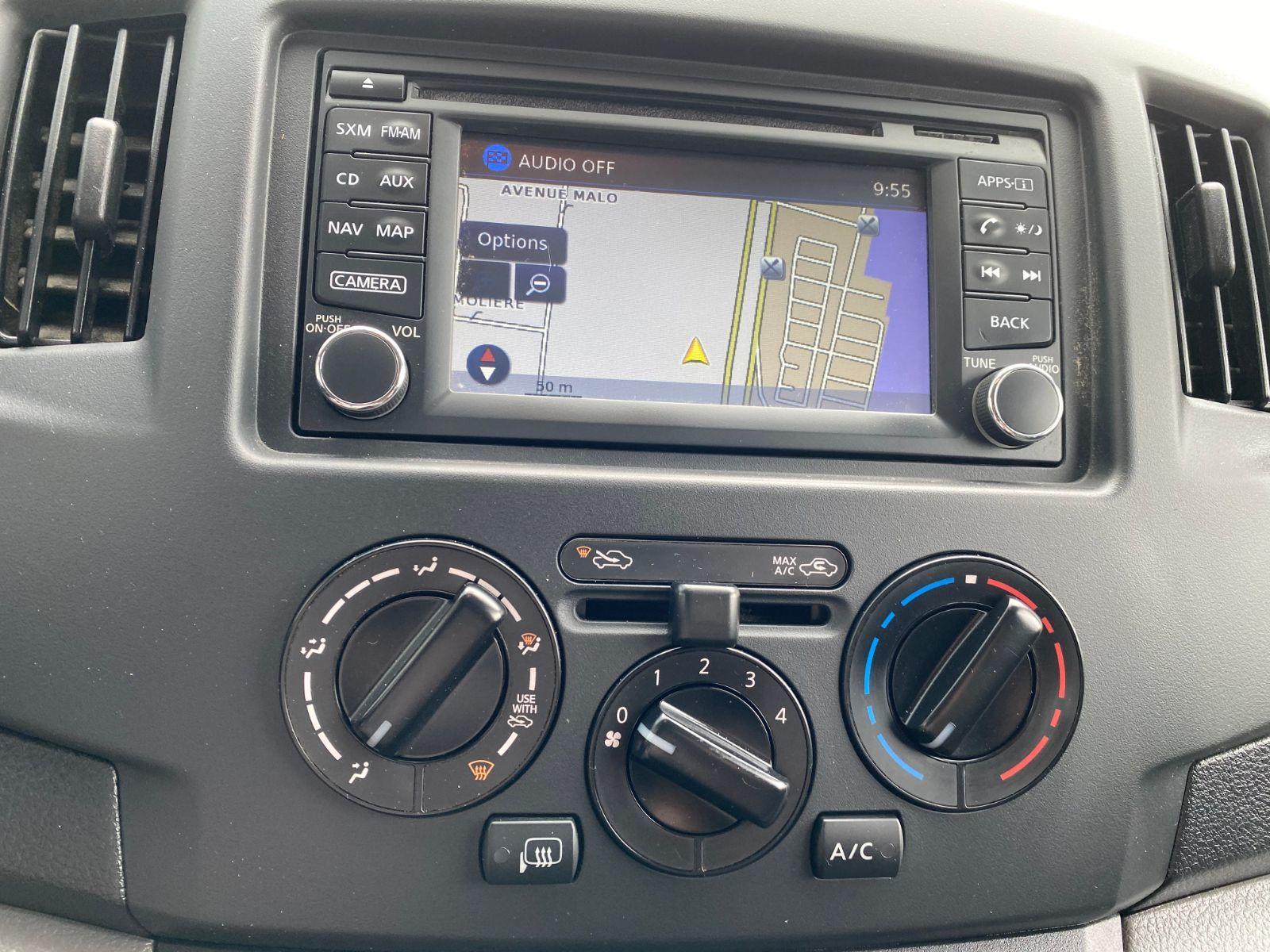 2017 Nissan NV200 complet