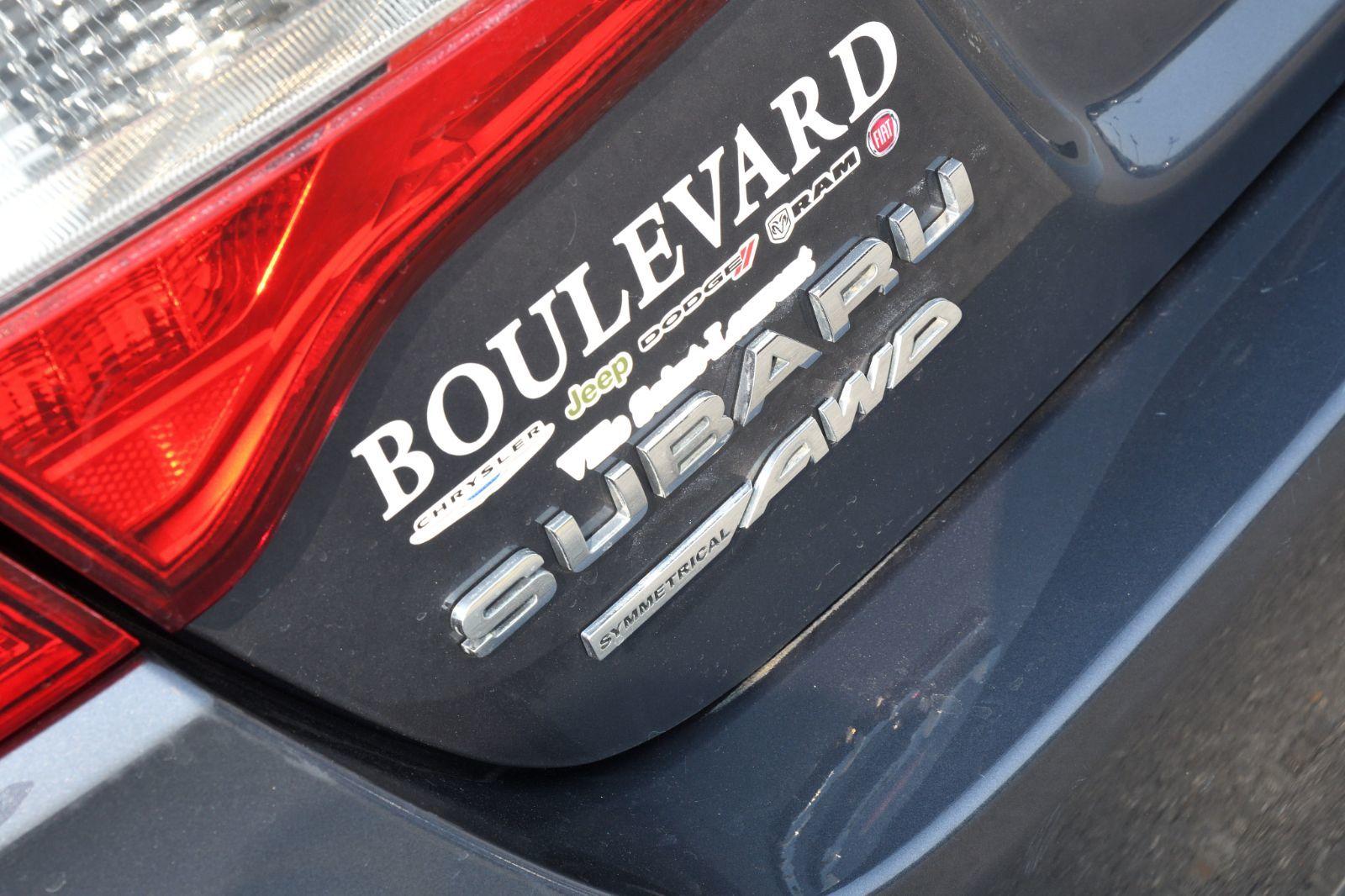 2016 Subaru Legacy complet