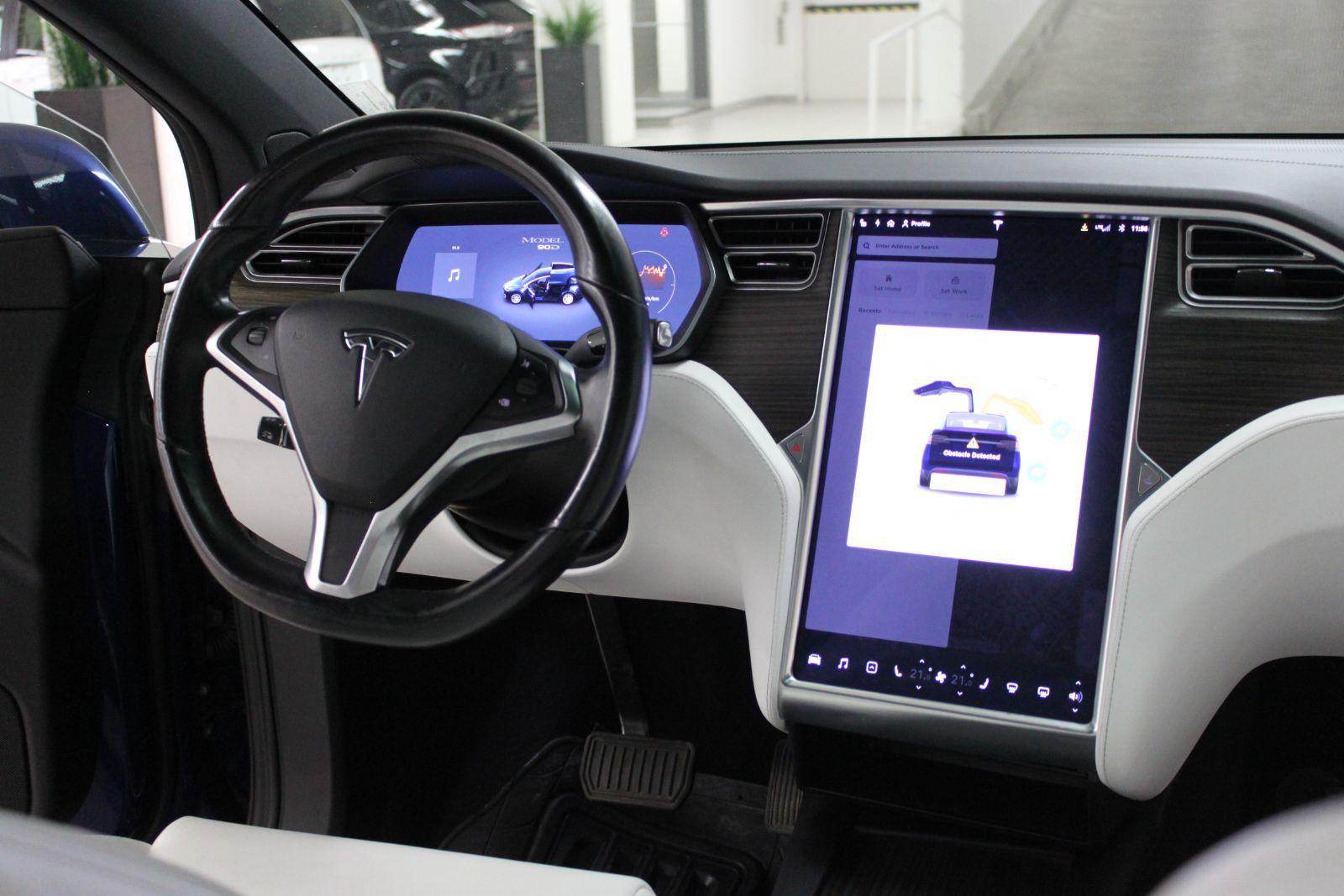 2016 Tesla Model X complet