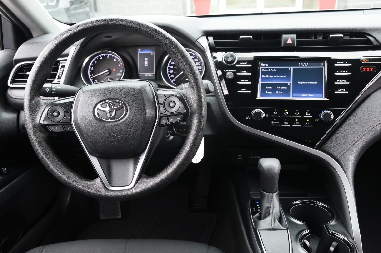 2019 Toyota Camry complet