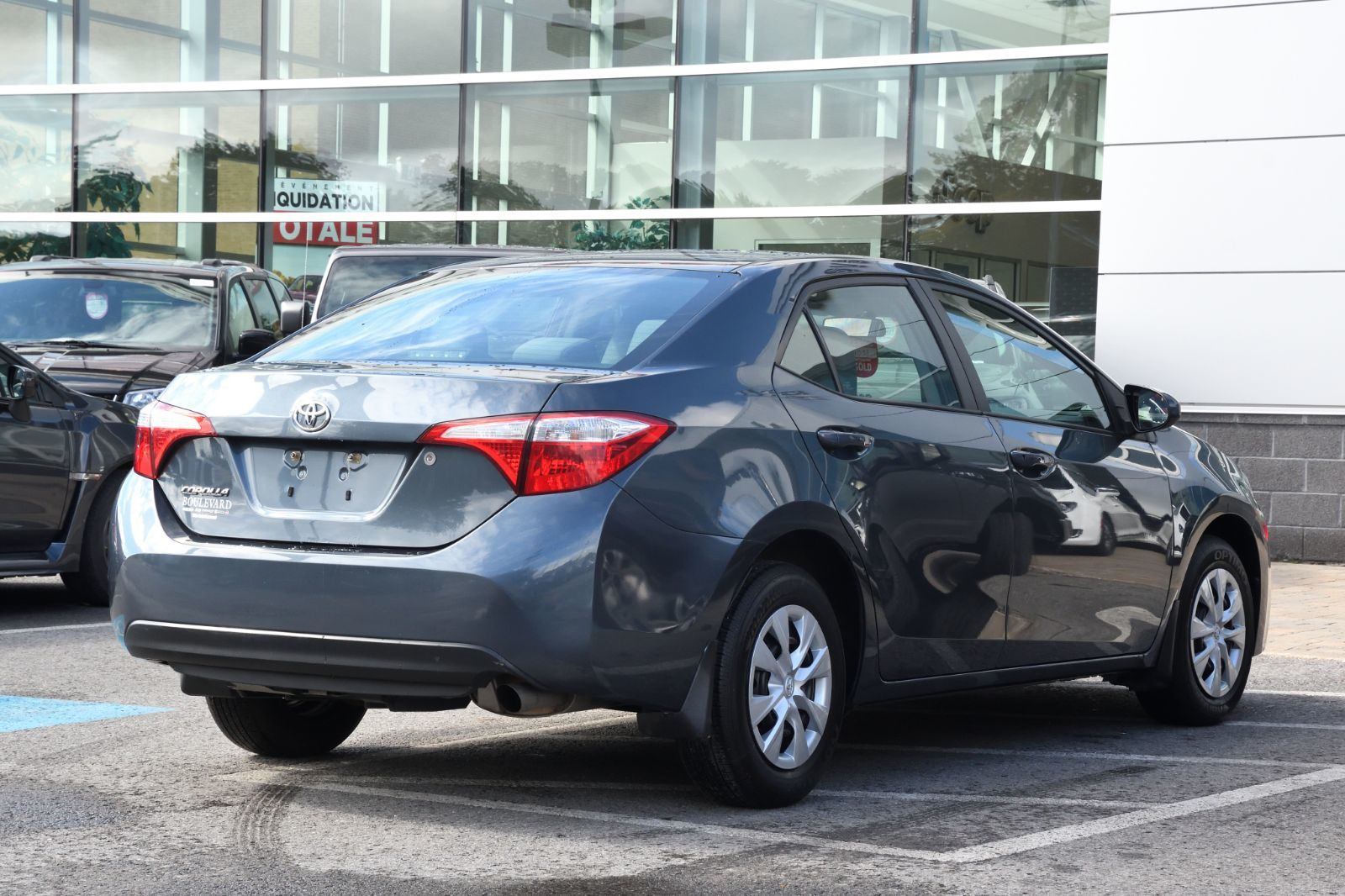2016 Toyota Corolla complet