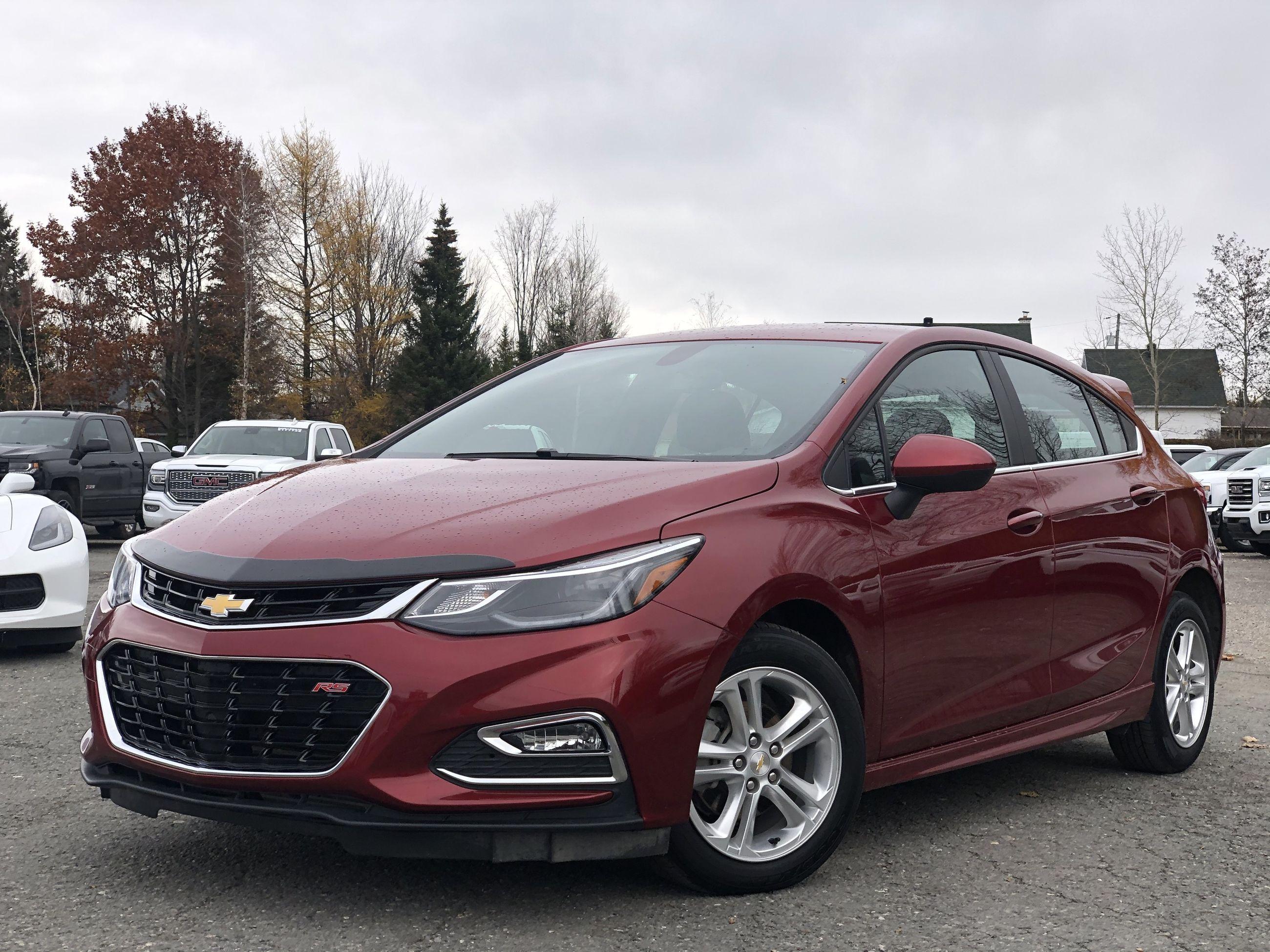 Dubois et Freres in Plessisville   2018 Chevrolet Cruze ...