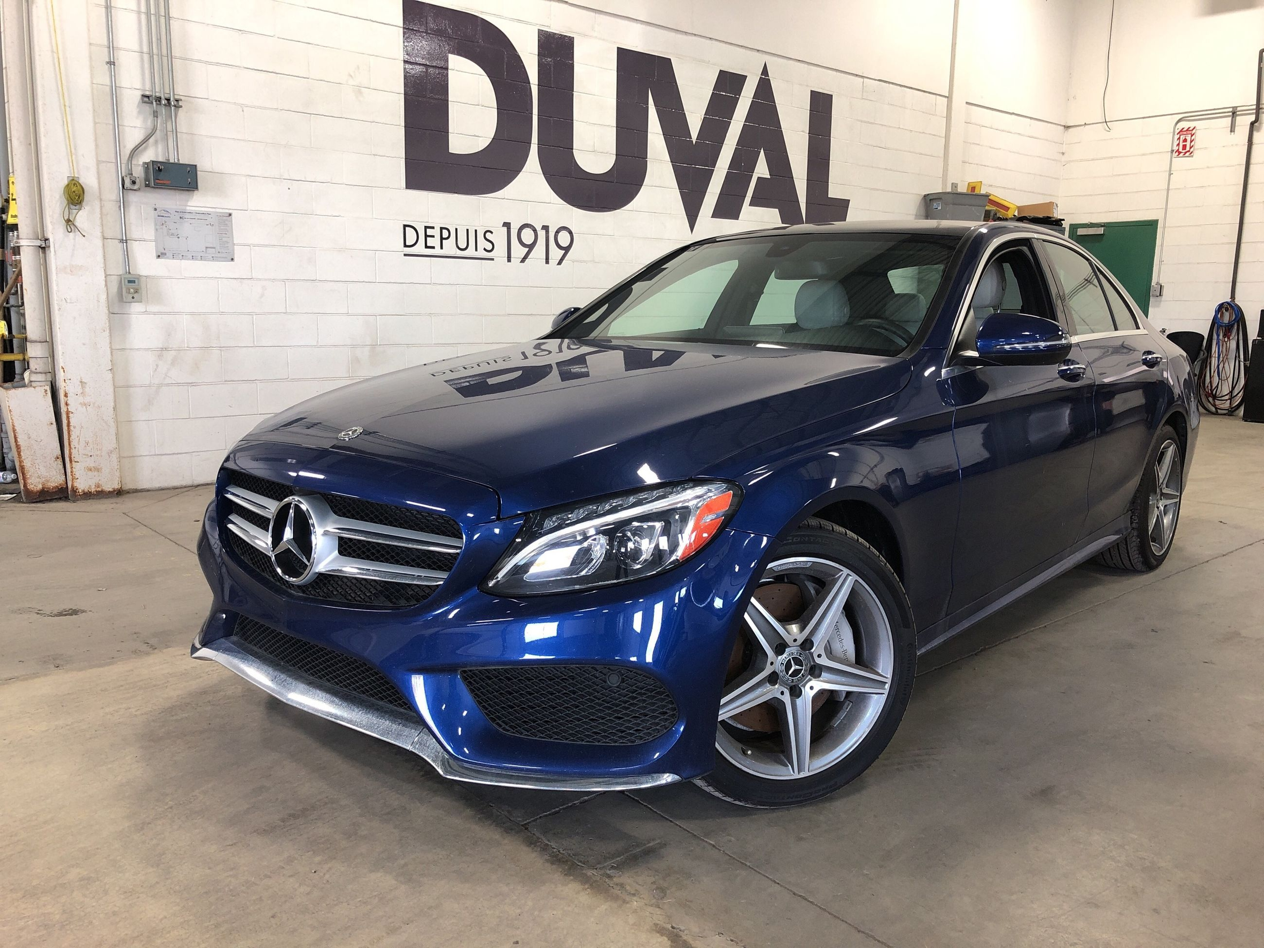 New 2018 Mercedes Benz C Class Special Demo Amg Sport Pkg Premium Pkg For Sale 38995 0 Duval Mercedes Benz