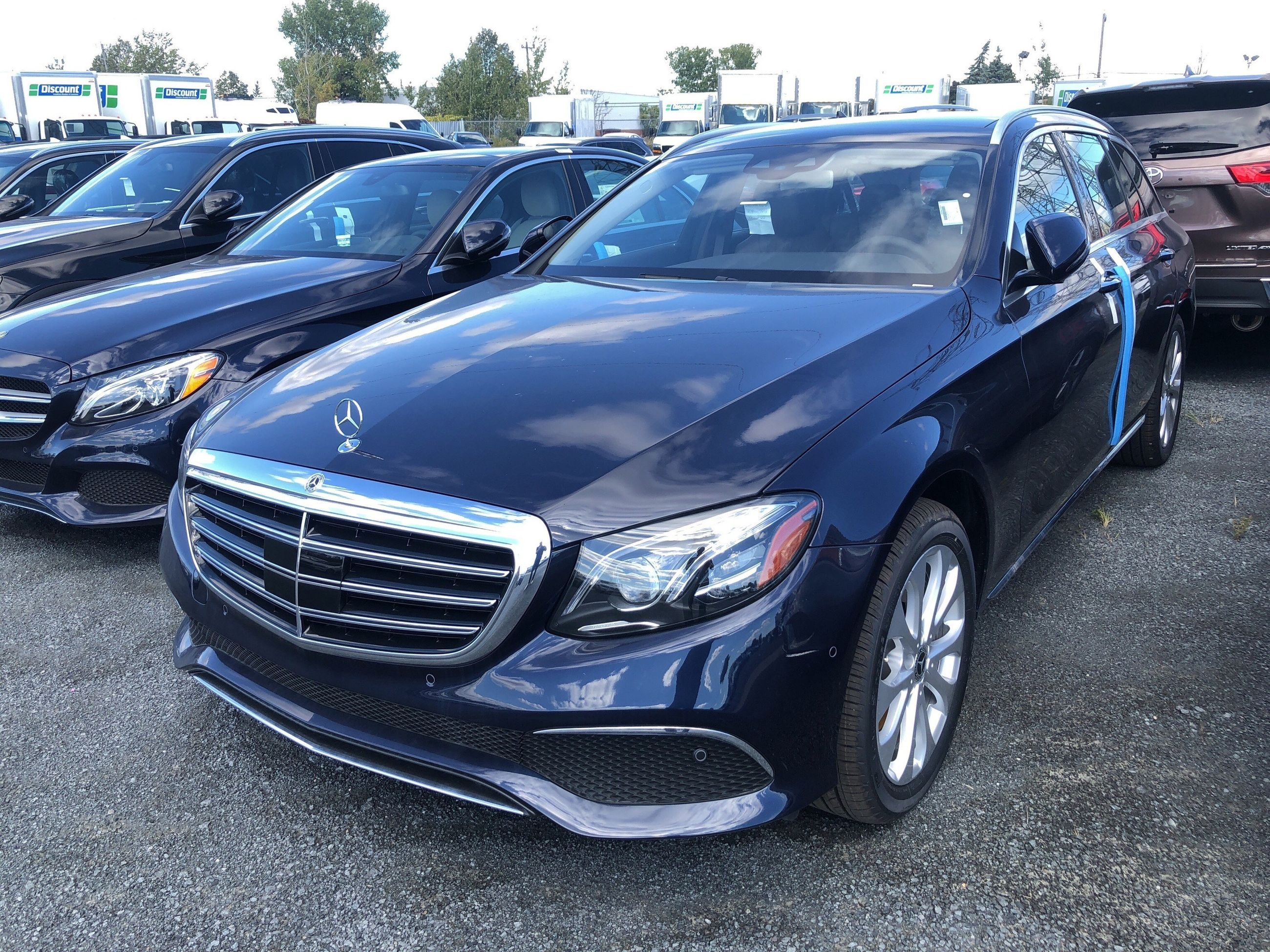 new 2019 mercedes-benz e450 4matic wagon for sale