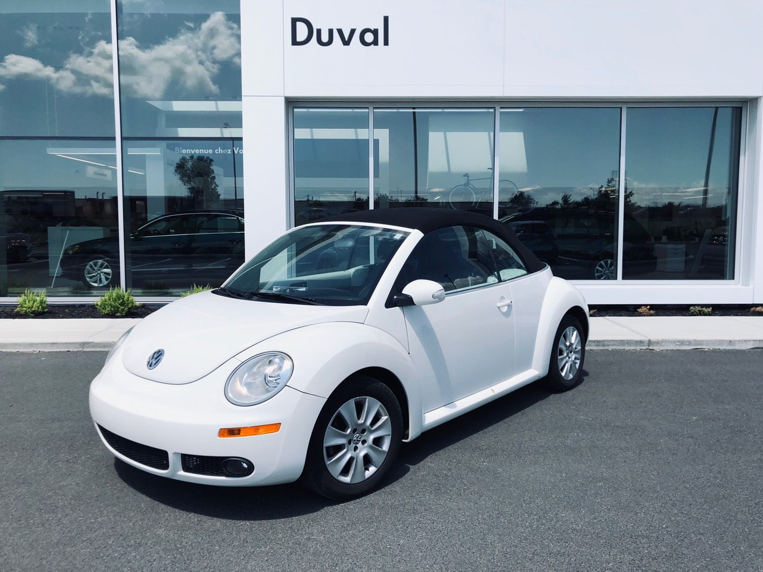 Used 2010 Volkswagen New Beetle Convertible Comfortline For Sale 12795 0 Duval Volkswagen