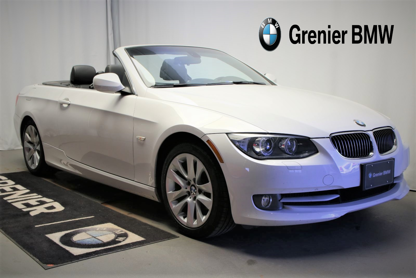 Used 2011 Bmw 328i Convertible Groupe Premium Groupe Executif White 91 283 Km For Sale 19995 0 Grenier Bmw 180383a