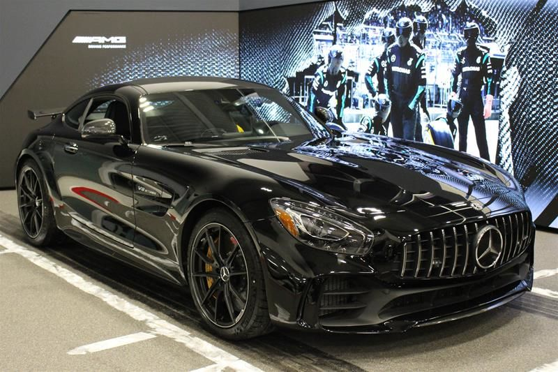 Mercedes Benz Quebec >> New 2019 Mercedes-Benz AMG GT R Coupe for sale - $220245.0 ...