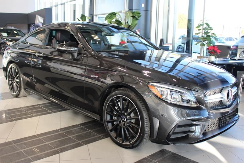 Mercedes Lease Offers >> New 2019 Mercedes-Benz C43 AMG 4MATIC Coupe for sale - $77891.0 | Mercedes-Benz Blainville