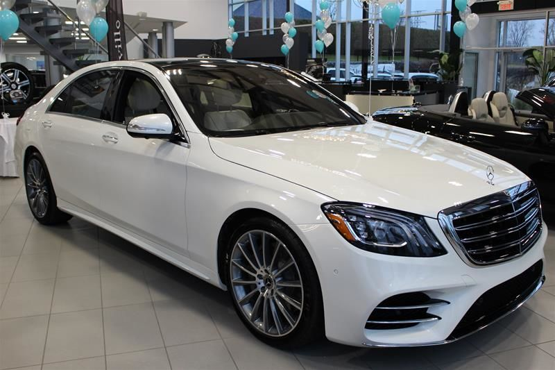 Mercedes Certified Pre Owned >> New 2019 Mercedes-Benz S560 4MATIC Sedan (LWB) for sale - $146615.0 | Mercedes-Benz Blainville