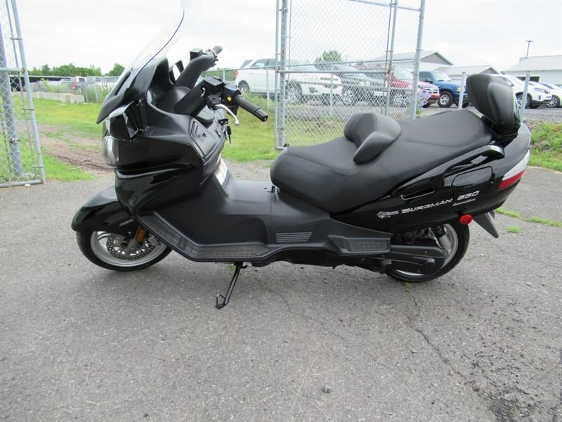 picotte motosport in granby pre owned 2010 suzuki an650. Black Bedroom Furniture Sets. Home Design Ideas