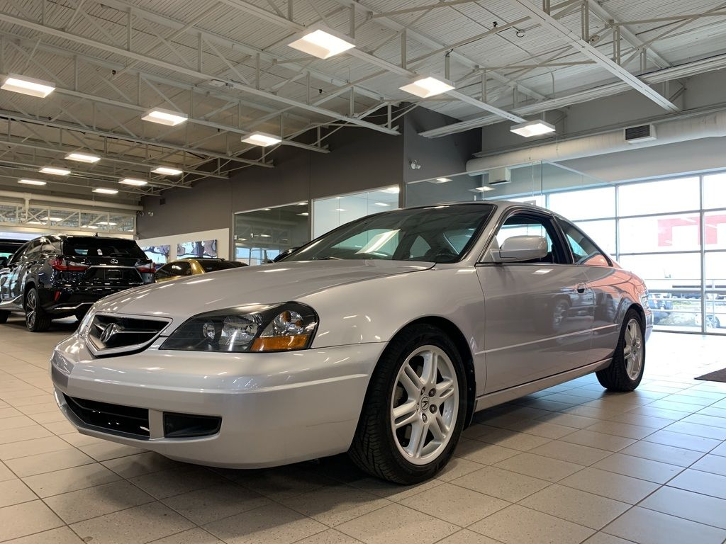 Pre Owned 2003 Acura Cl Type S For Sale 35 000 S H Leasing