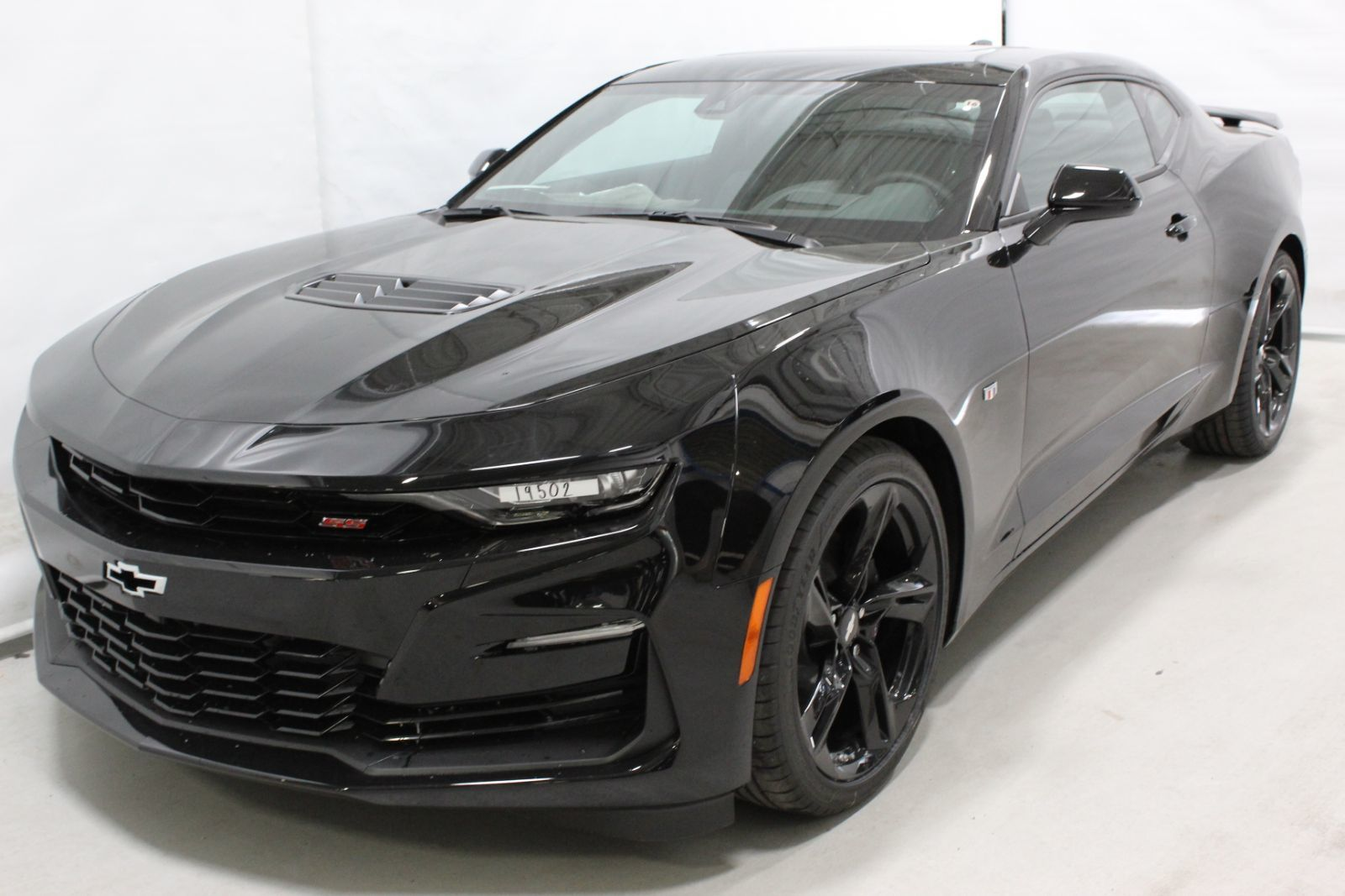 New 2019 Chevrolet Camaro 2ss Coup 233 Automatique Mosaic