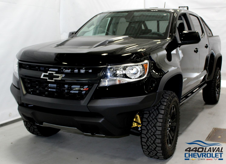 New 2019 Chevrolet Colorado ZR2, Crew Cab Black - $54005.0 ...
