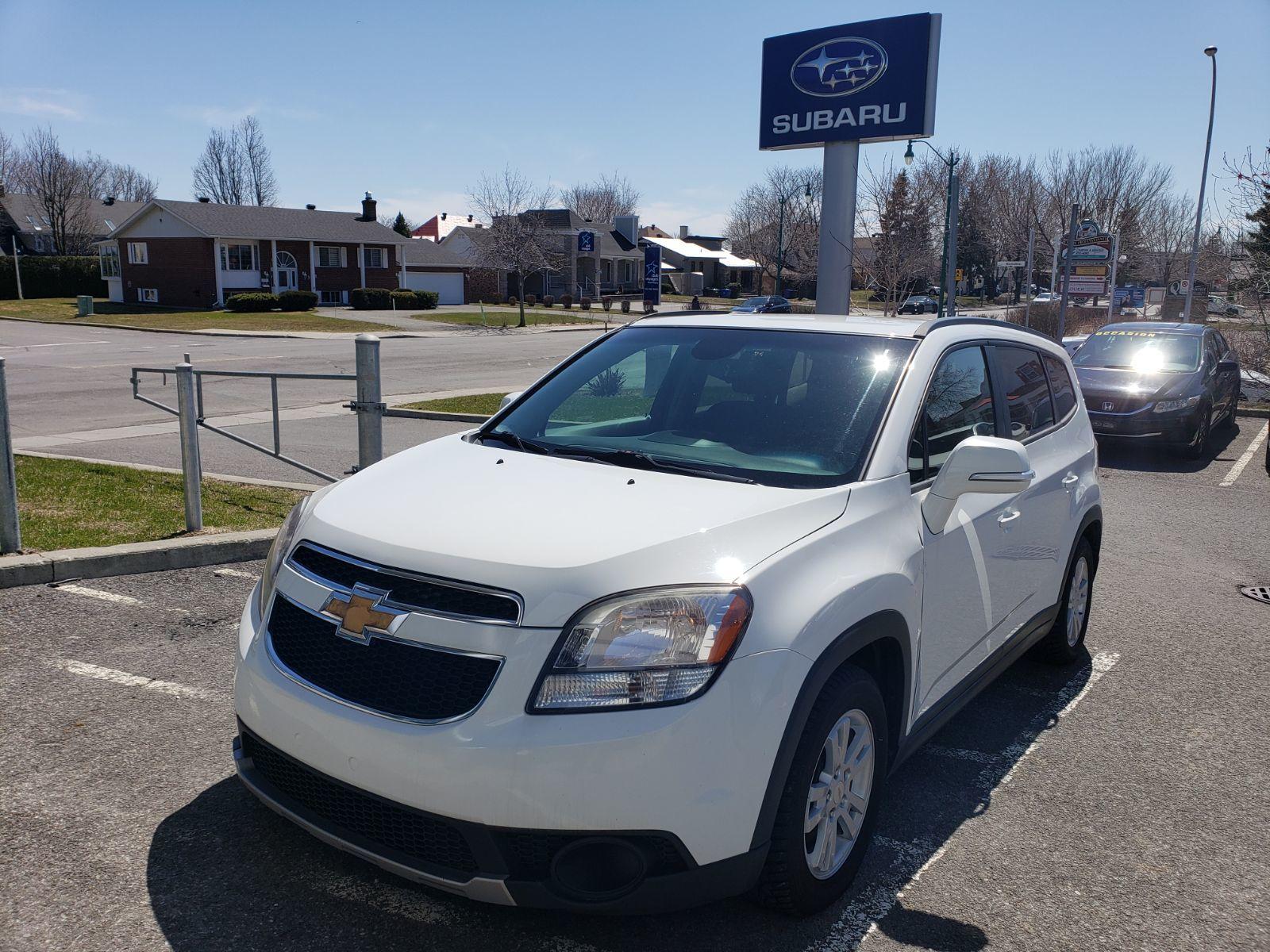 Kelebihan Chevrolet Orlando 2014 Tangguh