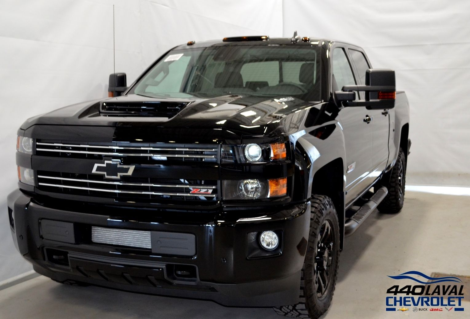 New 2019 Chevrolet Silverado 2500HD LTZ, Z71, Crew Cab, Duramax Black - $87775.0 | 440 Chevrolet ...