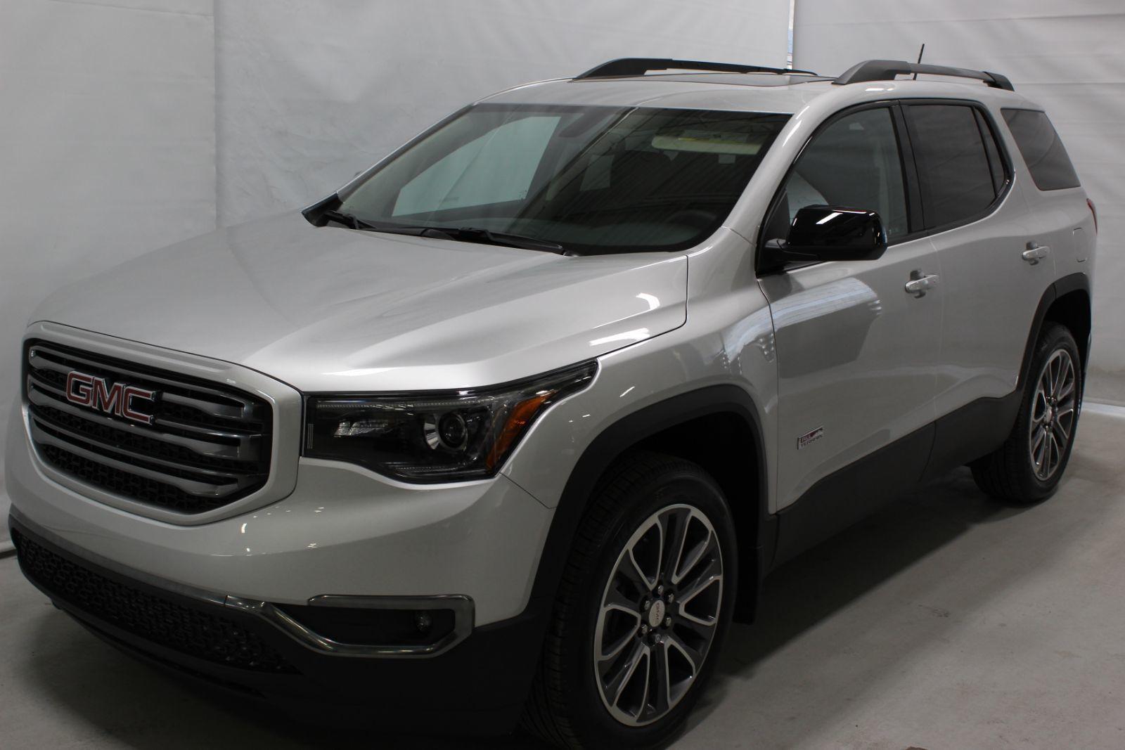 New 2019 GMC Acadia SLT, Automatique, AWD Quicksiler ...
