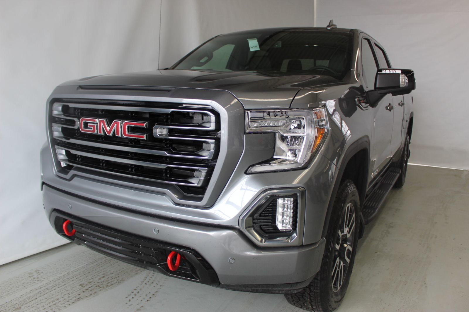 New 2019 GMC Sierra 1500 AT4, Crew Cab, S/Box Satin Steel ...