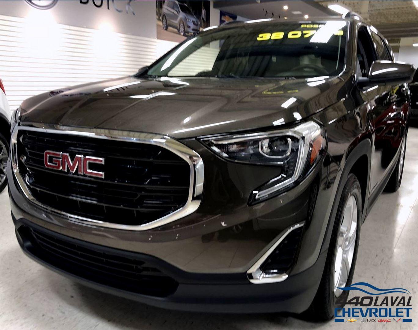 New 2019 GMC Terrain SLE, AWD Smokey Quartz Metallic ...