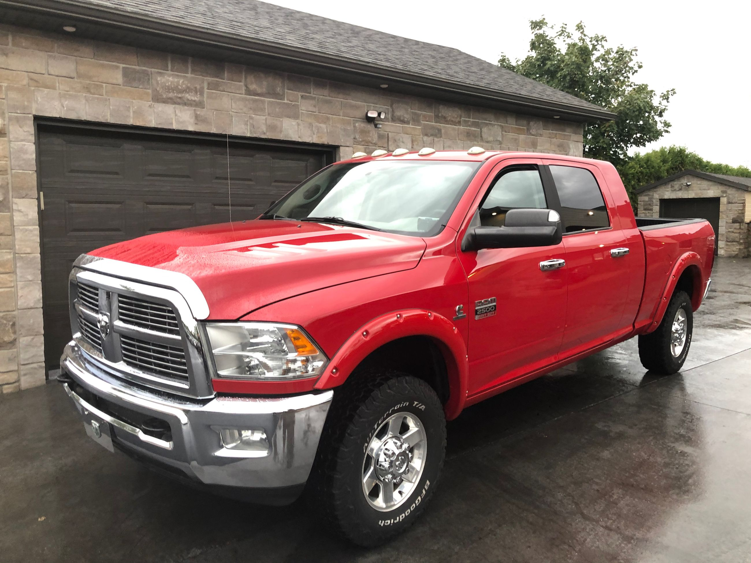 Automobiles Desjardins Pre Owned 2010 Dodge Ram 2500 Heavy Duty Cummins Slt For Sale In Quebec