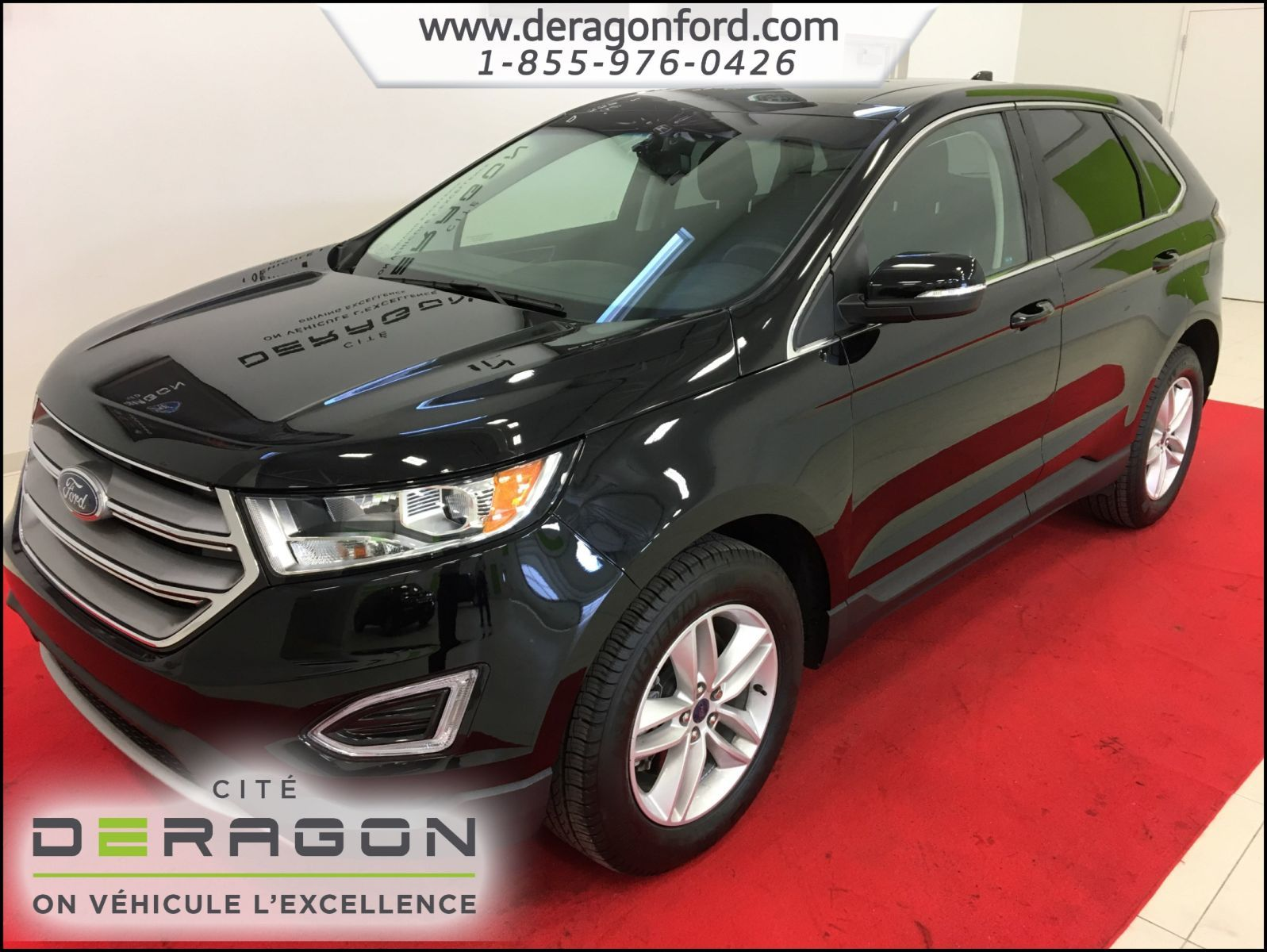 2017 ford edge sel awd toit panoramique navigation ens. Black Bedroom Furniture Sets. Home Design Ideas
