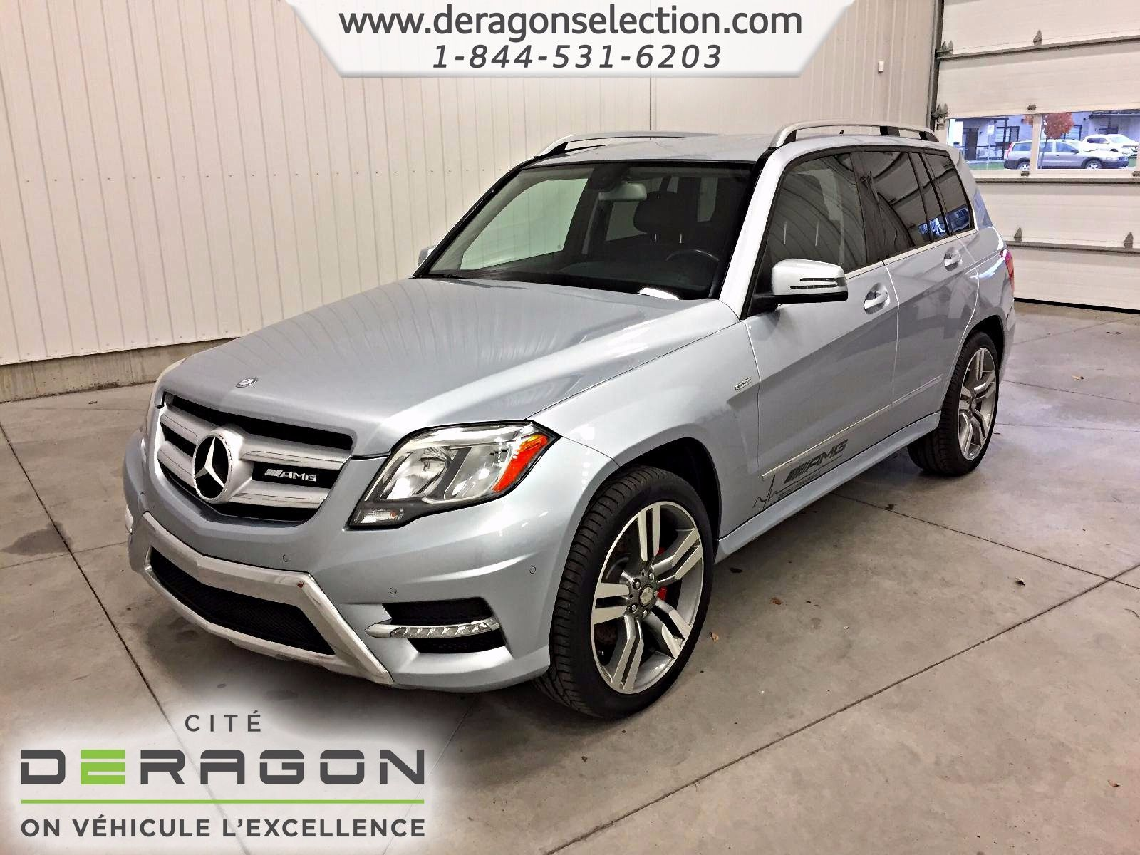mercedes benz glk class 350 4matic amg package aucun accident d 2013 d 39 occasion cowansville. Black Bedroom Furniture Sets. Home Design Ideas
