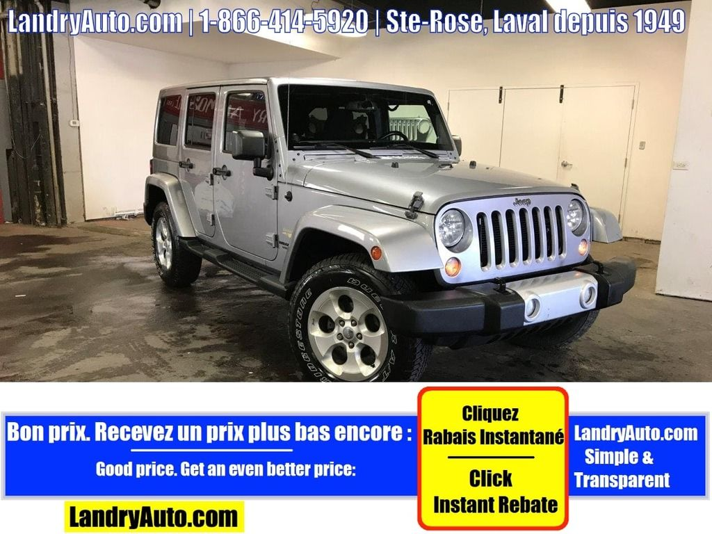 Jmg Auto Finance Inc Pre Owned 2014 Jeep Wrangler Unlimited Sahara 2 Toits Gps Bluetooth Mags For Sale In Terrebonne