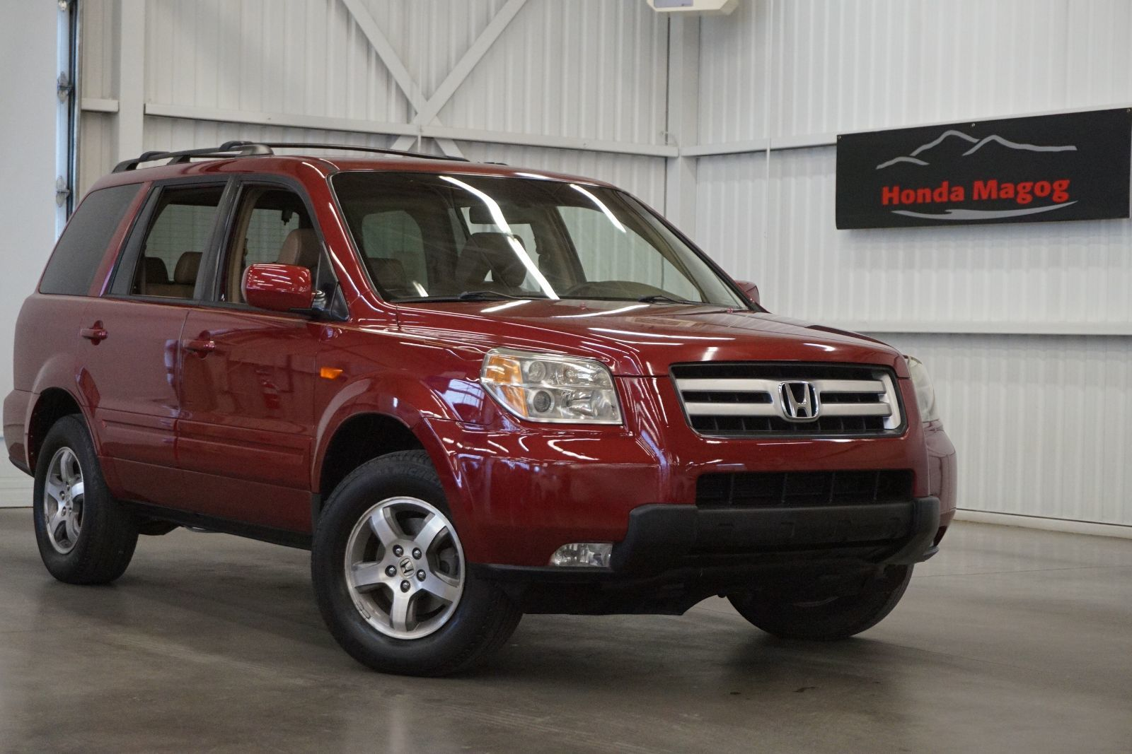 Pre Owned 2006 Honda Pilot Ex L 2 Rm Faites Une Offre In Magog Oil Pressure Switch Location Free Engine Image Inventory Quebec