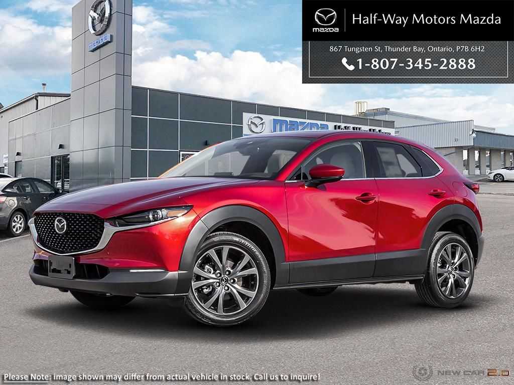 half-way motors mazda | 2021 mazda cx-30 gt - $36,879