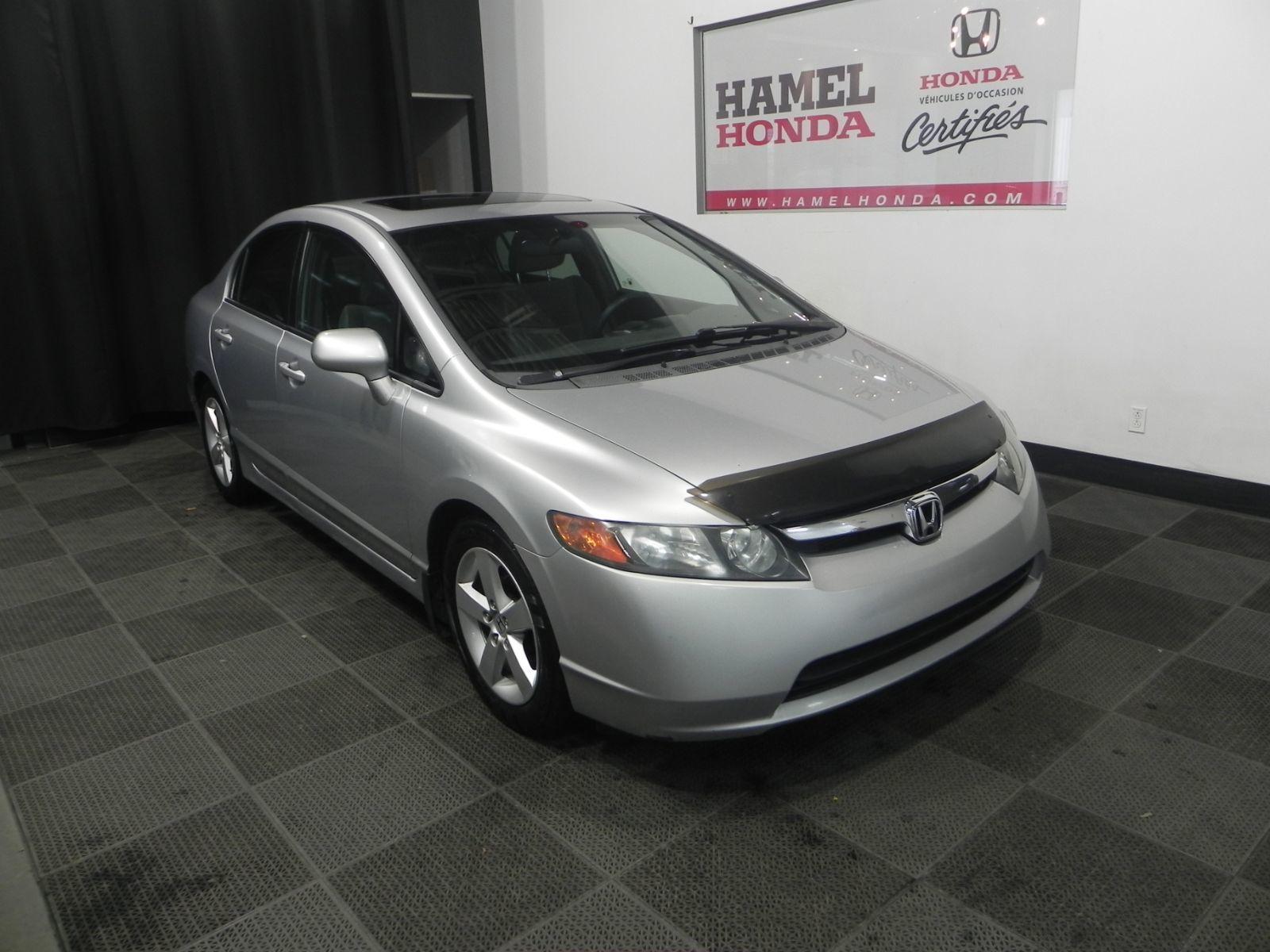 Used 2008 Honda Civic For Sale 3888 0 Hamel Honda