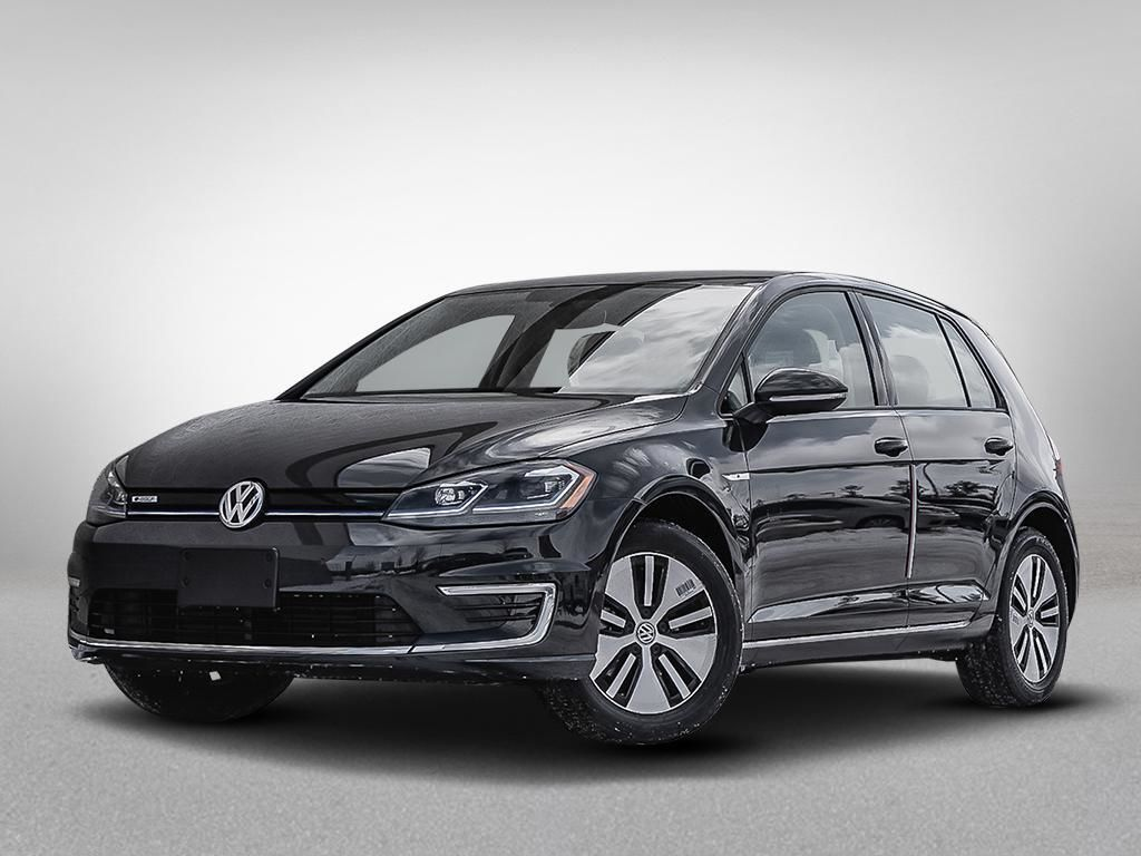 new 2020 volkswagen e-golf comfortline,tech & driver