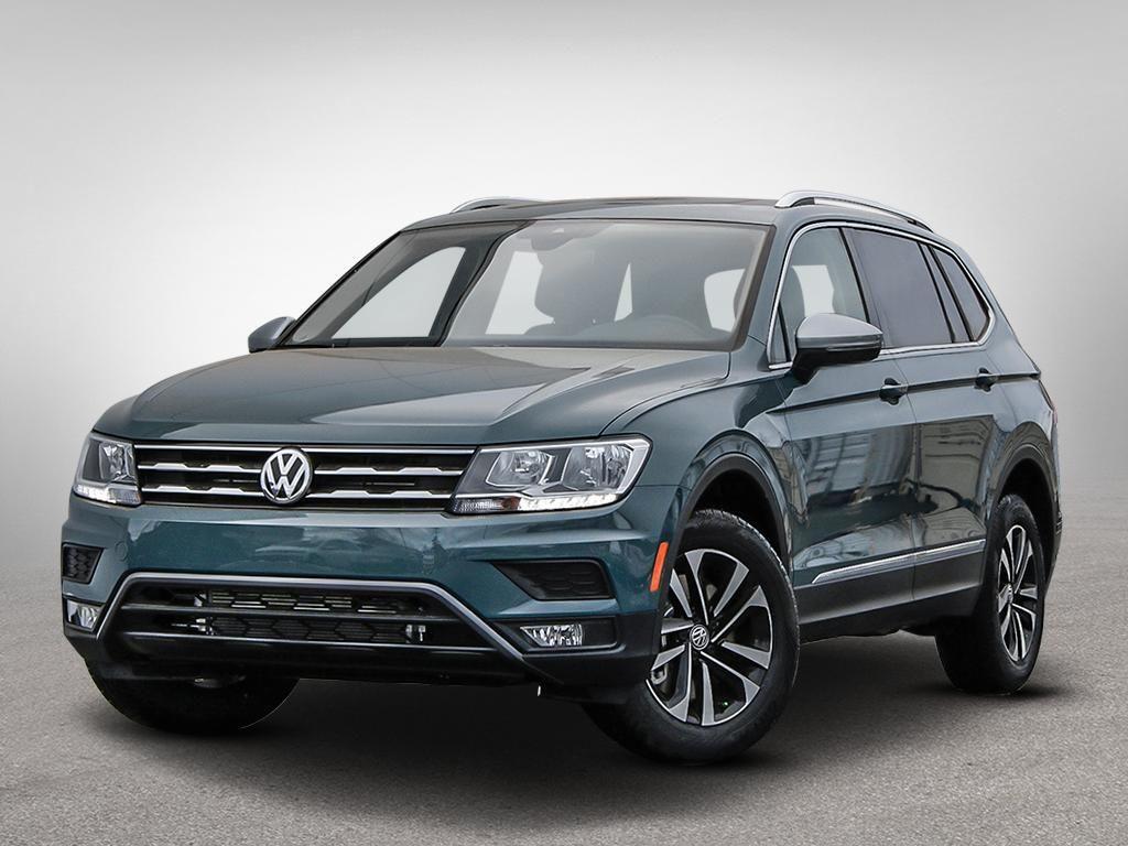 New 2020 Volkswagen Tiguan COMFORTLINE, IQ.DRIVE, 8-SPEED ...