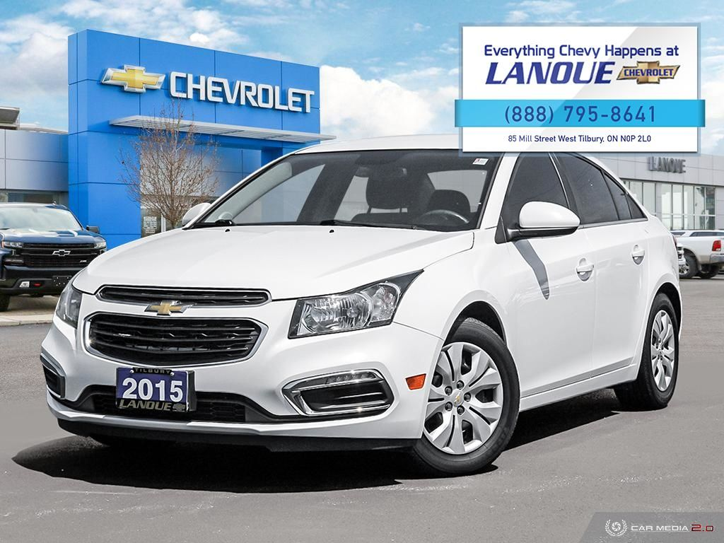 Used 2015 Chevrolet Cruze LT 1LT - [PRICE]