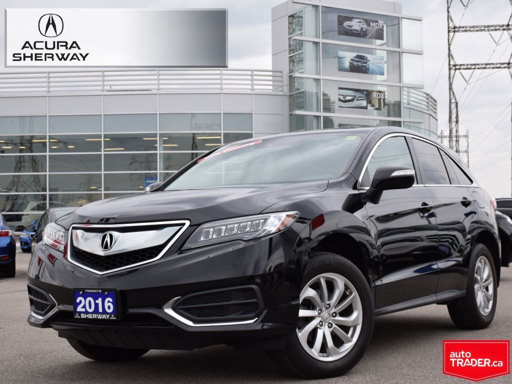 Used 2016 Acura RDX At for Sale - $29987.0   Acura Sherway