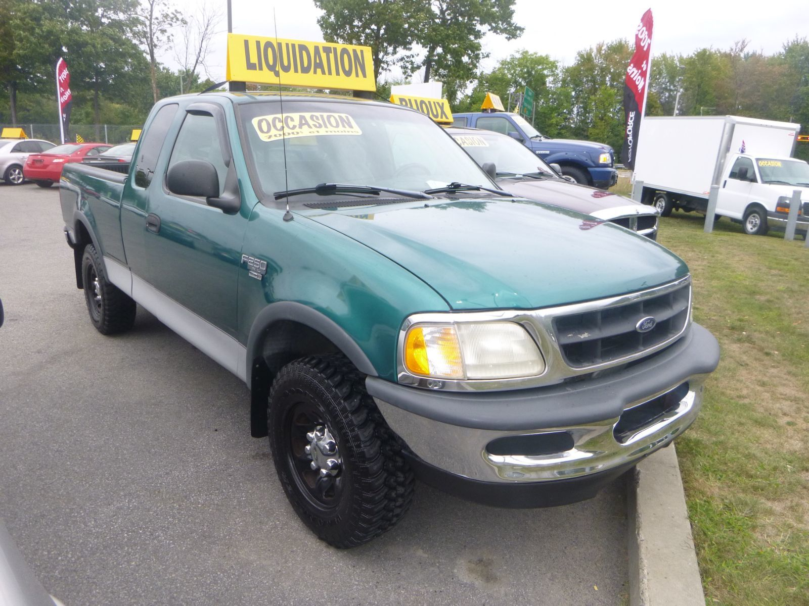 1998 ford f 250 series 4x4 aut king cab belle etat wow used for sale in pincourt ile perrot mazda 2 20