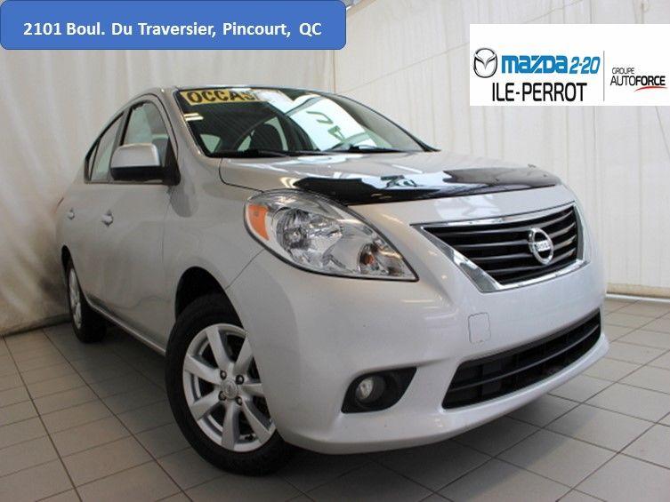 Nissan Ile Perrot >> Used 2013 Nissan Versa In Pincourt Ile Perrot 8977 0