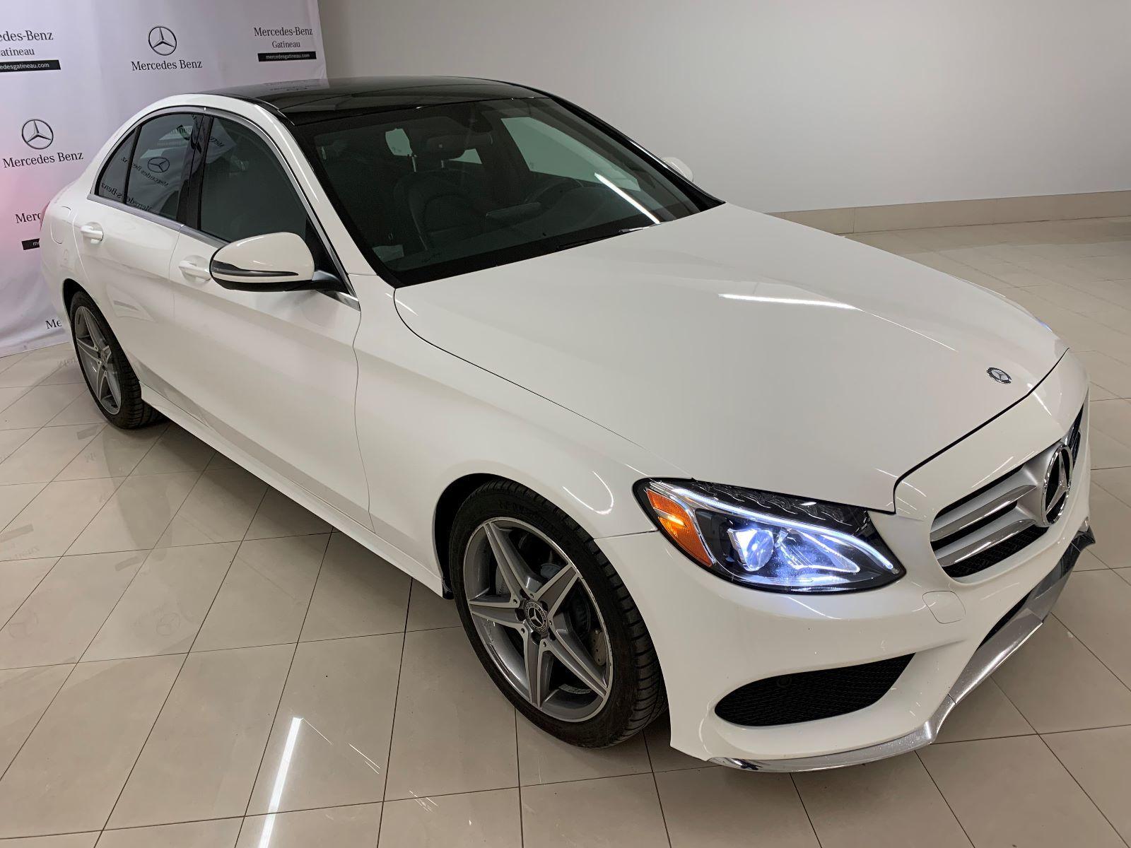 2017 Mercedes-Benz C300 4MATIC Sedan d'occasion à vendre ...