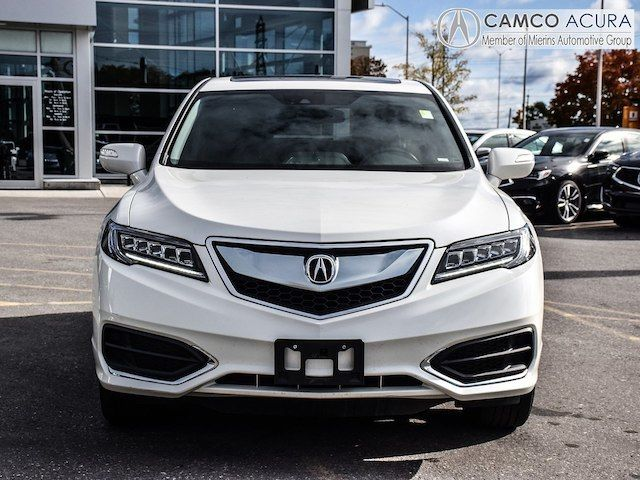 Pre Owned 2016 Acura Rdx W Technology Package In Ottawa Used Inventory Camco Acura In Ottawa