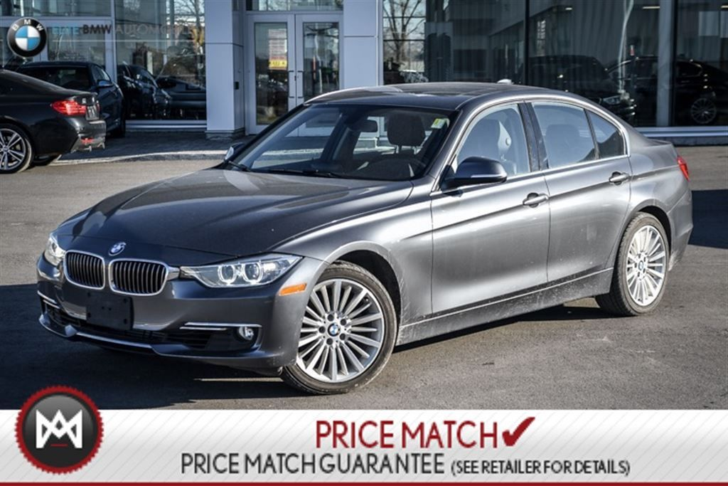 Preowned BMW I AWD SUNROOF K In Ontario Used - Bmw 328i 2014 price